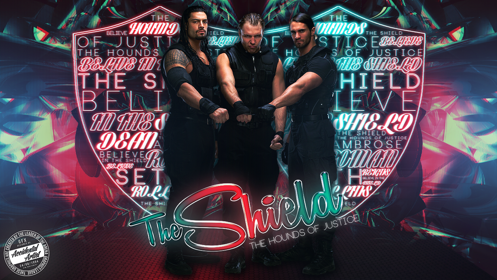 I JUST WANT YOU TO BELIEVE 2.0 TheShieldWallpaper! by AccidentalArtist6511