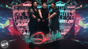I JUST WANT YOU TO BELIEVE 2.0 TheShieldWallpaper!