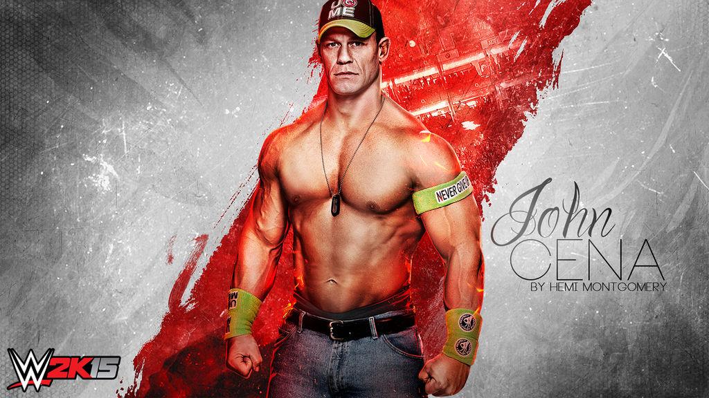 John Cena Wwe 2k15 Wallpaper By Llliiipppsssyyy On Deviantart