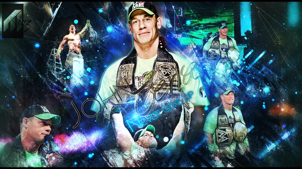 Never Give Up Ft John Cena By Llliiipppsssyyy