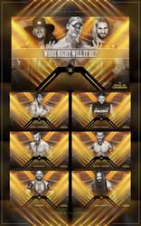 Night Of Champions 2015, Whos Night will it be?