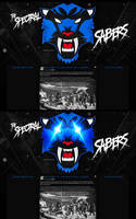 The Spectral Sabers Website (BLUE)