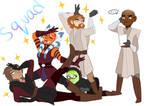 Jedi squad