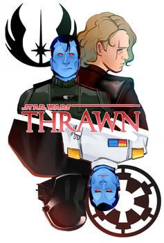 Thrawn: Alliances cover