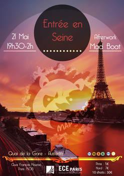 Entree en Seine