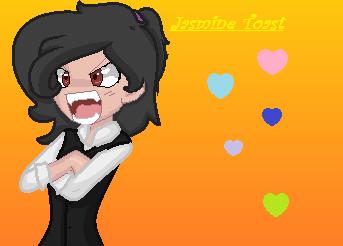Jasmine Toast #1 by ArtBeatSong