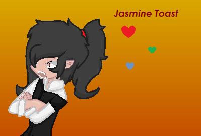 Jasmine Toast#2 by ArtBeatSong