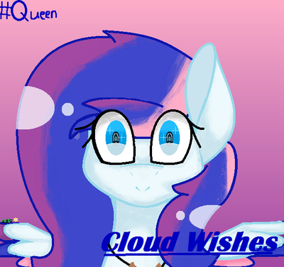 Cloud Wishes by ArtBeatSong