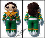 Tommy Oliver - MMPR Green Doll
