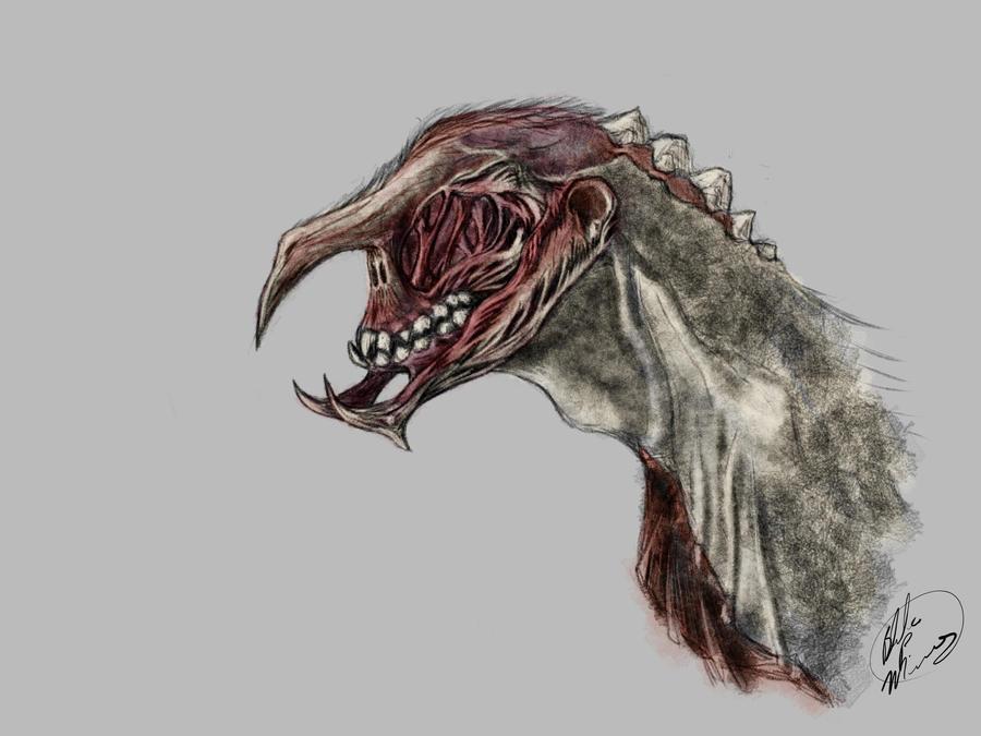 Dead Space Necromorph: Stalker by Starstealer24