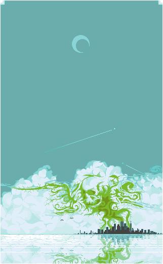 Polluted Sky by tuaarita