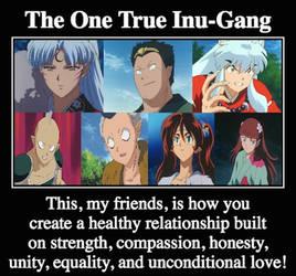 The One True Inu-Gang