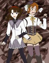 Madoka Magica Parody? by Chocotorta