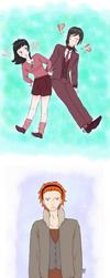 random ocs drawings by Chocotorta