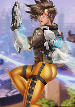 Tracer. Overwatch