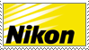 Nikon Stamp by augate