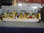 The Lego Supper