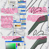 A quick coloring tutorial by glennoar