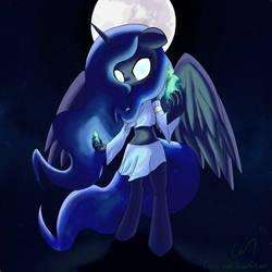 Magical Anthro Luna