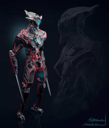 Demonic bot 2.0 by axelbockhorn