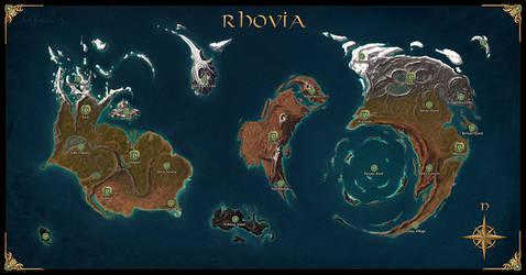 Rhovia worldmap V2 by axelbockhorn