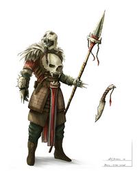 Rhovia - Hunter concept by axelbockhorn