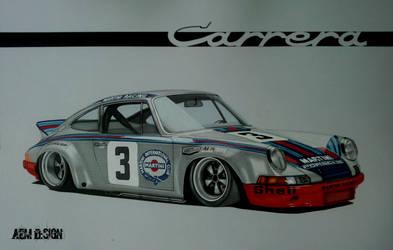 Porsche 911 Carrera Martini Reloaded