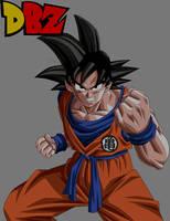 Goku by RedDBZ
