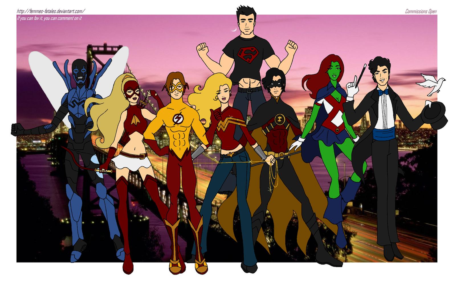 Teen Titans Games Tag Team Titans - Cartoon Network