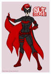 Outsiders - Batwoman Redesign