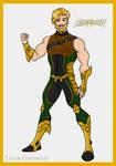 Justice League - Aquaman Redesign