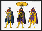 Batgirl Inc - Batgirl Redesign
