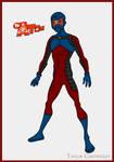 Justice League - Atom Redesign