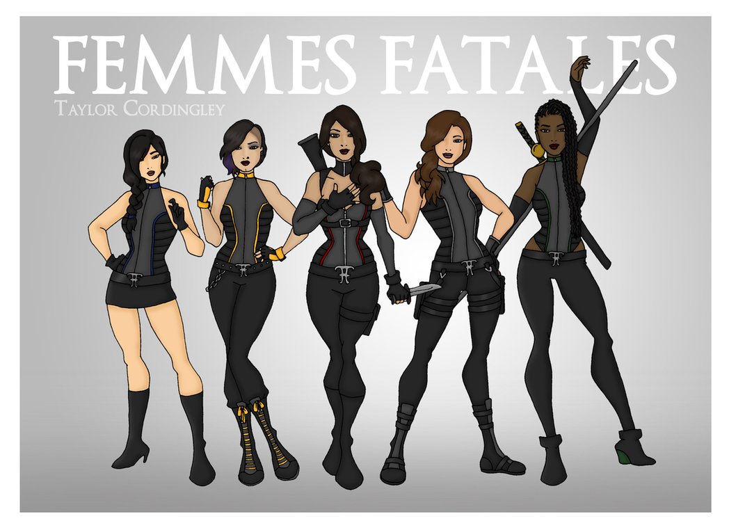 Femmes Fatales by Femmes-Fatales