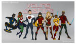 My DCU - Young Justice Redesigned
