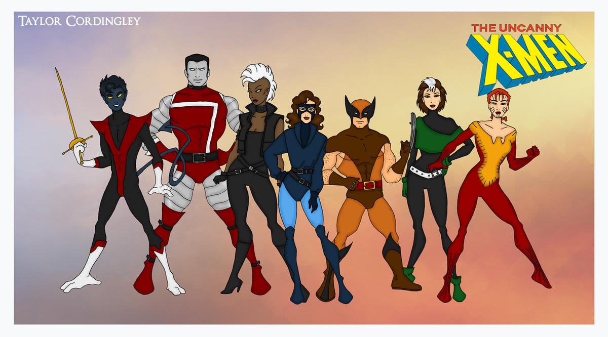 The Uncanny X-Men - The Secret Wars Era by Femmes-Fatales