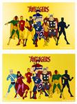 The Avengers - The Kree-Skrull War Era