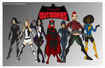 My DCU - Batwoman and the Outsiders Redesign Redux