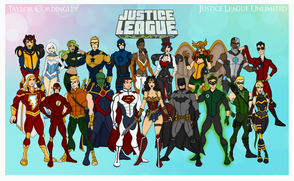 My DCU - Justice League Unlimited Redesigns by Femmes-Fatales on ... Justice League Unlimited Cyborg