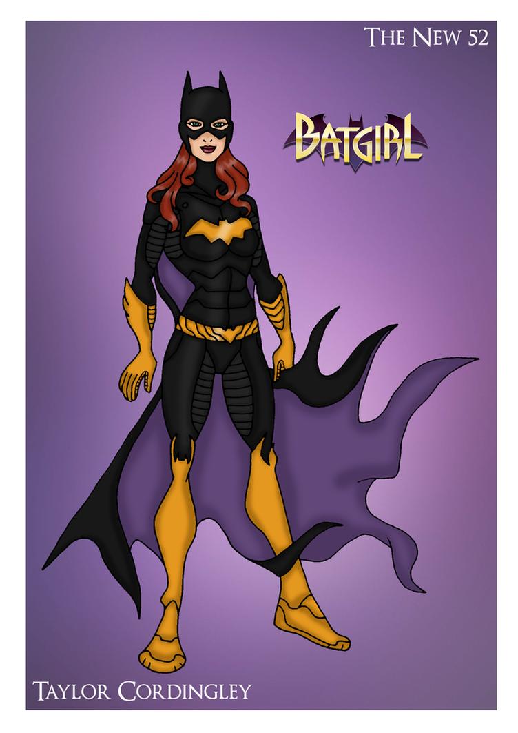 batgirl new 52 wallpaper - photo #42