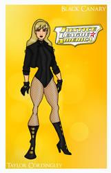 Black Canary - Modern Age