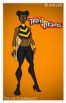 Bumblebee - Teen Titans