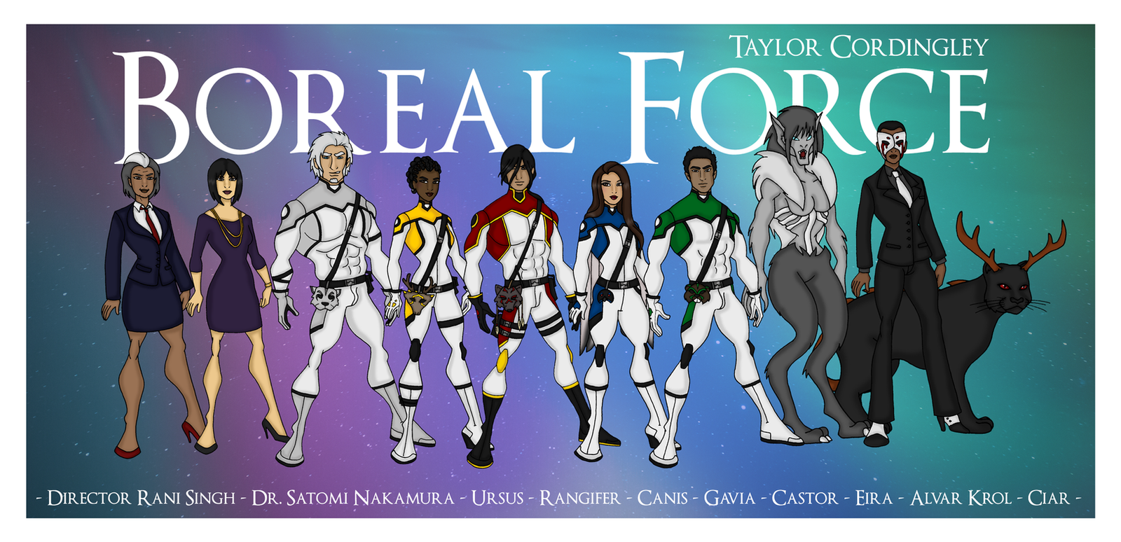 Boreal Force by Femmes-Fatales