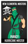 Commission - Hurricane Master Poster