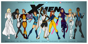 X-Women Redesigns