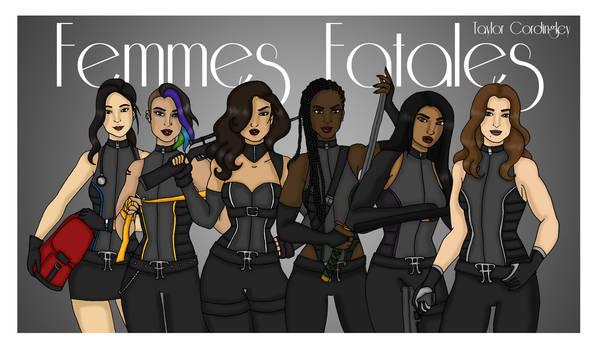 Femmes Fatales Roster