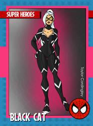 Spider-Man - Black Cat 2K21 Revamp