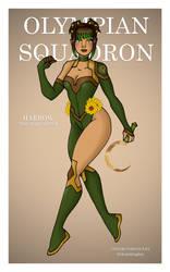 Olympian Squadron - Harrow (Original Character)