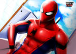 Spiderman Homecoming fanart
