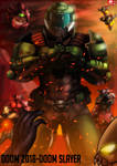 DOOM-Doom Slayer